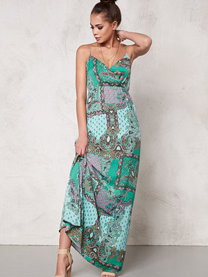 Dry Lake Mix Long Strap Dress