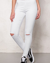 Pieces Cindy Knee Cut Jeggings