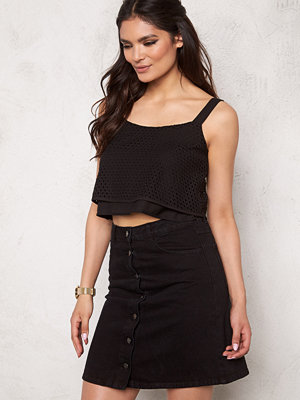 Vero Moda Thea s/l crop top