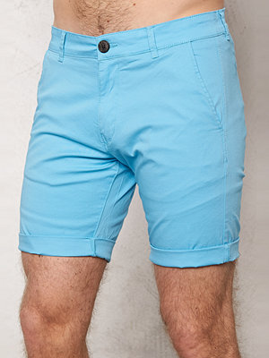 Shorts & kortbyxor - Selected Homme Paris Blue Grotto
