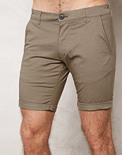 Selected Homme Paris Greige Shorts