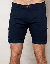 Selected Homme Paris Navy Shorts