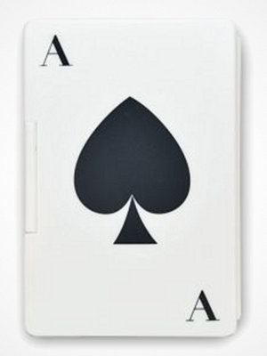 Hårprodukter - ACE Ace Of Spades Hard Matte (100ml)