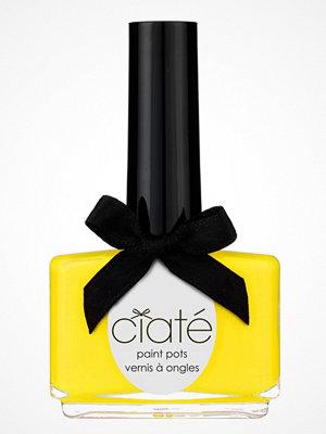 Naglar - Ciate Ciate Nagellack Big Yellow Taxi