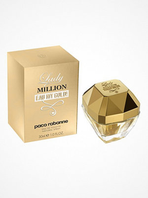 Parfym - Paco Rabanne Paco Rabanne Lady Million Eau My Gold EdT (30ml)