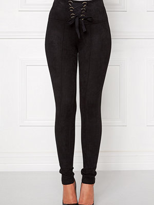 Leggings & tights - Chiara Forthi Ultra Soft Suede Pant