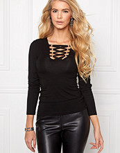 Chiara Forthi Lace Up Topp