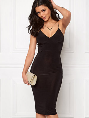 Club L Slinky Cami Strap Dress
