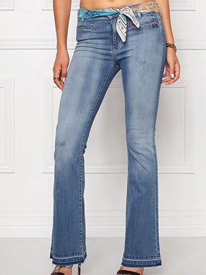 Odd Molly Janis stretch flare jeans