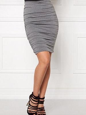 Bubbleroom Wrinkled skirt