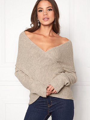 Tröjor - Bubbleroom Brixia knitted sweater