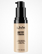 Makeup - Nyx NYX High Definition Foundation - Nude