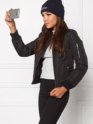 Chiara Forthi Mafioso Quilted Bomber