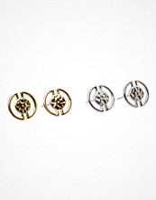 Smycken - Pieces Paulina earstuds 2- pack