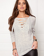 Vila Cant String Knit Top