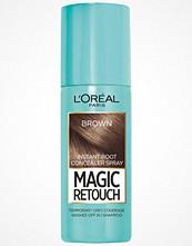 Hårprodukter - L'Oréal Paris Loreal Magic Retouch Instant Root Concealer Spray - Brown