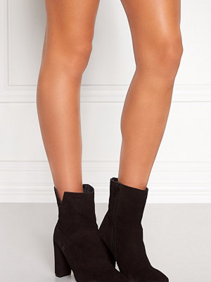 Stövlar & stövletter - Vero Moda Siwie Leather Boot