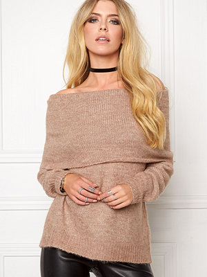 Only Bergen Off Schoulder Knit