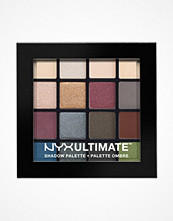 Makeup - Nyx NYX Ultimate Shadow Palette - Smokey