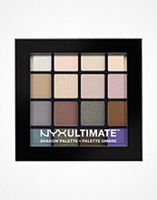 Makeup - Nyx NYX Ultimate Shadow Palette - Cool Neutrals