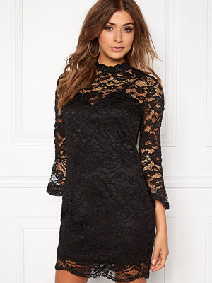 Girl In Mind Long Sleeve Lace Dress