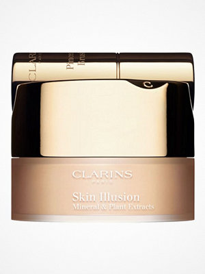 Makeup - Clarins Clarins Skin Illusion Mineral Powder Foundation - 105 Nude