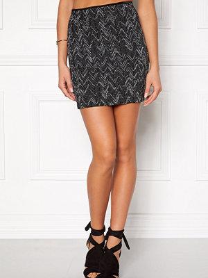 Vila Vala New Zigzag Skirt
