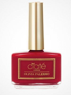 Naglar - Ciate Ciate X Olivia Palermo Hutch - My Go To Red