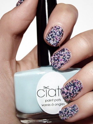 Naglar - Ciate Ciate Caviar Manicures SS Cotton Candy