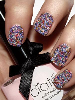 Naglar - Ciate Ciate Caviar Manicure Original Rainbow