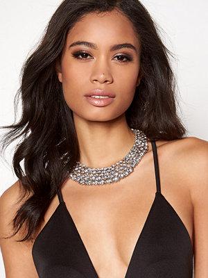 Love Rocks halsband Glamour Crystal Collar