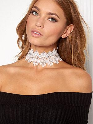 77thFLEA Lace choker Halsband