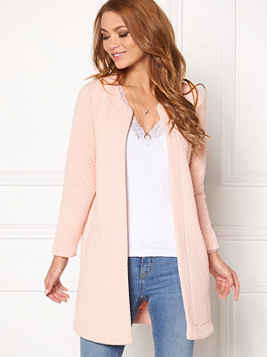 Vero Moda Struc-Peach Long Blazer