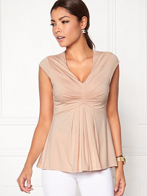Chiara Forthi Becca Pleated Top