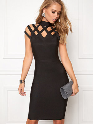 Wow Couture Caged Cap Sleeve Shaping