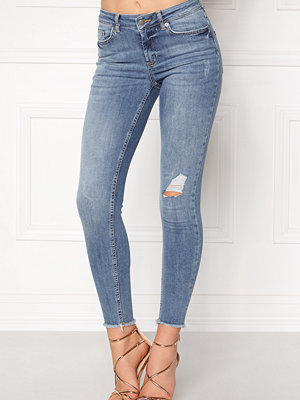 Jeans - Pieces Five Delly Cropped Jeans