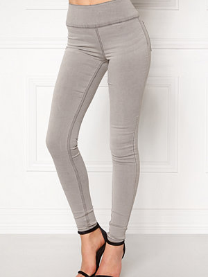Leggings & tights - Pieces Betty High Waist Jeggings