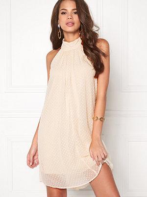 Vila She halterneck dress