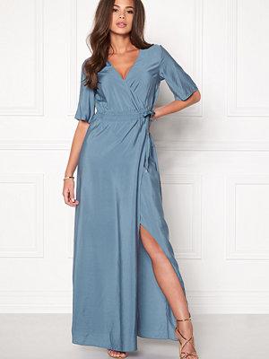 Dagmar Fabiola Maxi Wrap Dress