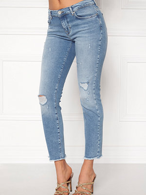 Only Sui Reg Ankle Jeans