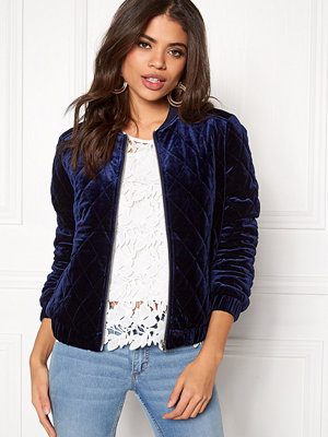 Object Flash Velvet Jacket