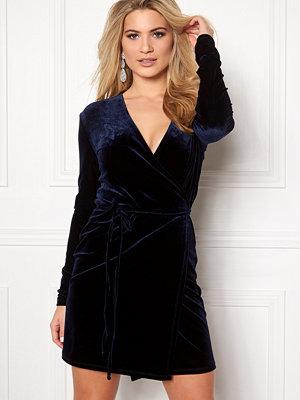 Vila Velvetine short dress/1