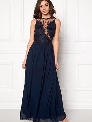 Ax Paris Crochet Top Maxi Dress