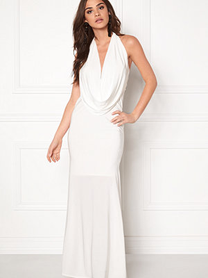 Goddiva Cowl Neck Maxi Dress