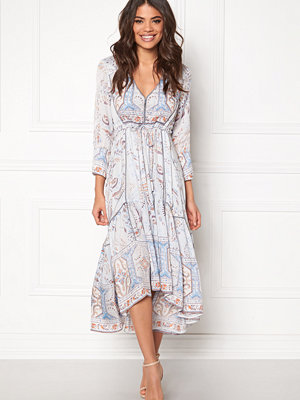 Odd Molly Hummingbird Long Dress