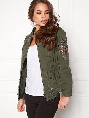 Only Becca Emb. Parka Jacket