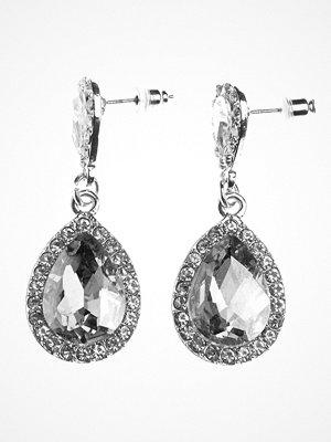 Bubbleroom örhängen Drops crystal earring
