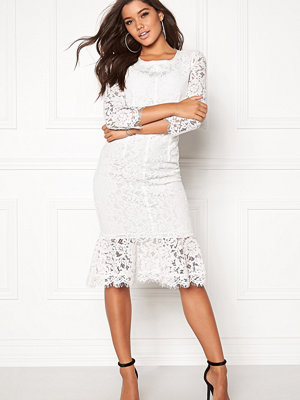 Goddiva Long Sleeve Lace Dress