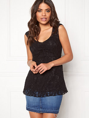 Happy Holly Kourtney lace top