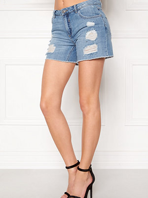 Shorts & kortbyxor - Vila Ditty Denim Shorts